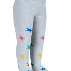 BROSS Baby Thermo-Strumpfhose Stars and Stripes 1 Paar